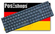 Orig. QWERTZ Tastatur ASUS Pro66I Pro66IC Pro79I Pro79IC Pro79IO Schwarz DE NEU