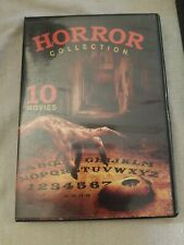 Horror Collection RARE 10 MOVIES dvd