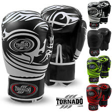 Boxing Gloves MMA Punching Bag Sparring Muay Thai Fight Trainning Mitts 16oz