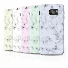 Housses et coques anti-chocs blancs Samsung Galaxy S7 edge pour téléphone mobile et assistant personnel (PDA)