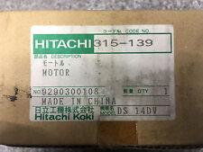 Hitachi 315-139 Motor DS 14DV Spares Genuine
