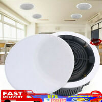 Active Ceiling Wall Speaker ABS Sound Bathroom/Cafe Music Player Bluetooth K-916