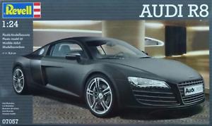 Revell 1/24 Audi R8 Black