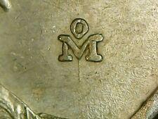 Mexico $5 Pesos Vicente Guerrero 1974 con Error en CECA ,Troquel despostillado