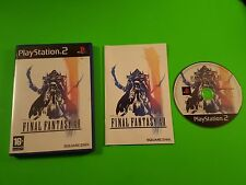 Final Fantasy XII 12 - Playstation 2 PS2