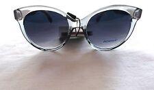 Acumed Marken- Sonnenbrille  grau-rauchglasfarbene  Gläser  NEU mit Etikett