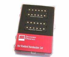 11108-13-B Seymour Duncan Hot Rodded Humbucker Pickup Set SH4 SH-2n