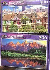 New 2-300 Piece Jigsaw Puzzles   Puzzlebug