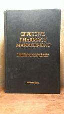 EFFECTIVE PHARMACY MANAGEMENT: A Comprehensive Presentation