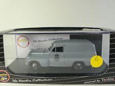 """Volvo 445 Duett 1956 """"Husqvarna"""" -TROFEU - SMNC011 - 1:43"""