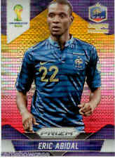 2014 World Cup Prizm Yellow Red Parallel No.76 E.ABIDAL (FRANCE)