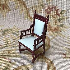 Bespaq Bluette Meloney Dollhouse Furniture Chair Light Green