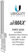 Ubiquti - AirMAX omi dual polarization antenna, 10 dBi, 2.4 GHz (Art.AMO-2G10)