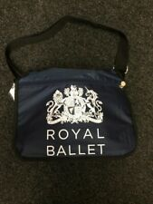 Official ROYAL BALLET Dance Bag ~ Navy Blue ~ Limited Edition