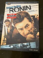 Ronin (DVD, 2006, 2-Disc Set, Collectors Edition)