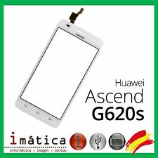 PANTALLA TACTIL PARA HUAWEI ASCEND G620S G620S-L01 TOUCH SCREEN BLANCO BLANCA