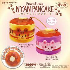 IBloom Squishy Fuwafuwa Nyan Pancake Mike Pan Cat Chocolate Sweet Potato NEW