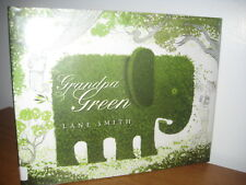Grandpa Green/ hardback/jacket/Lane Smith/2011/topiary