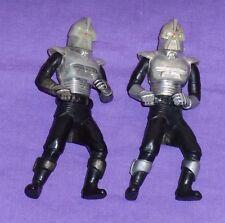 vintage Battlestar Galactica LOT OF 2 CYLON CENTURIANS (no weapons)