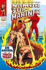 Marvel Masterworks - Namor il Sub-Mariner Vol. 4 - Panini Comics ITALIANO NUOVO