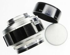Carl Zeiss Jena 60mm f1.5 Sonnar Leica SM  #3140779