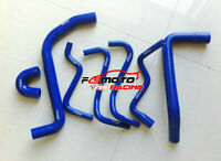 Silicone Radiator Hose for Holden Commodore VT VX 3.8L V6 1997-2002 98 99 blue