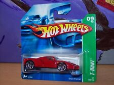 Enzo Ferrari T-Hunt red Seat rot Hot Wheels Modell Auto Sammlung Muscle Car Rod