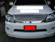 Front Head Grill Grille Chrome Lexus Style Toyota Hilux Fortuner SW4 05 06 07 08