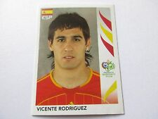 Sticker PANINI Fifa World Cup GERMANY 2006 N°541 Spain Espagne Vicente Rodriguez