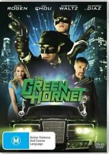 The Green Hornet (DVD, 2011) Martial Arts Action / Comedy - REGION 4