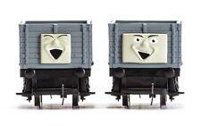 Carri merci per modellismo ferroviario scala 00
