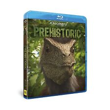 PREHISTORIC BLU RAY DISCOVERY CHANNEL Go back and see what once roamed New York