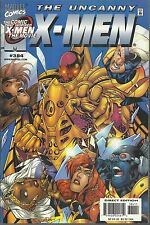 THE UNCANNY X-MEN N° 384 (albo ORIGINALE Americano)