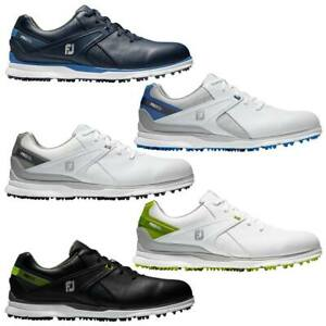 2020 FootJoy Pro SL Spikeless Golf Shoes Previous Season Style NEW
