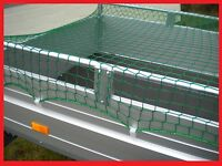 Anhängernetz Abdecknetz Container 3,5 x 2 m knotenlos 45mm Maschen