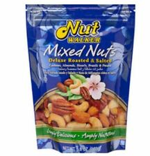 Nut Walker Deluxed Roasted & Salted Mixed Nut 160g