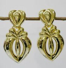 Orecchini di bigiotteria gancetti ovale in argento