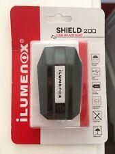 Ilumenox Shield 200 USB Bike/Cycle Light - Front Headlight