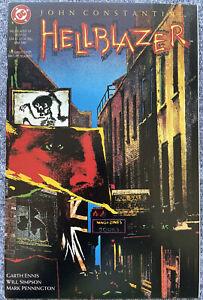 HELLBLAZER #41 (DC/VERTIGO 1991) 1st GARTH ENNIS BOOK NM JOHN CONSTANTINE