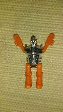 Vintage Mini Gumball Machine Charm Shogun Warrior Diaclone ROBOT Plastic Figure