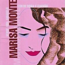 Marisa Monte –Verde Anil Amarelo Cor De Rosa E Carvão CD RARE Brazil Issue 1994