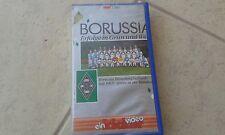 BORUSSIA MONCHENGLADBACH  VHS VIDEO CASSETTE KICKER HISTORY