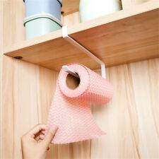 Neue Metall Unter Schrank Papierrolle Rack Handtuchhalter Tissue Kleiderbügel