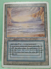 MtG Magic the Gathering Revised Underground Sea Dual land