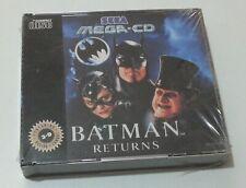 Jeu Batman Returns sur Megadrive Mega CD neuf sous blister