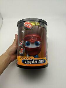 Vintage 2000 Johnny Bot  Apple Bot  Interactive Robot Toy RARE