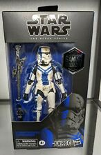 "Star Wars Black Series 6"" Stormtrooper Commander Force Unleashed Exclusive New"