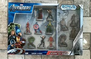 *NEW* Marvel Avengers Collector Edition 12 Figure Pack Prototype Series 2012