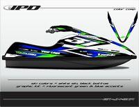 IPD Jet Ski Graphic Kit for Kawasaki SXR (JM Design)