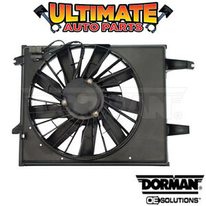 Radiator Cooling Fan (3.0L V6) (Standard Duty Cooling) for 93-95 Nissan Quest